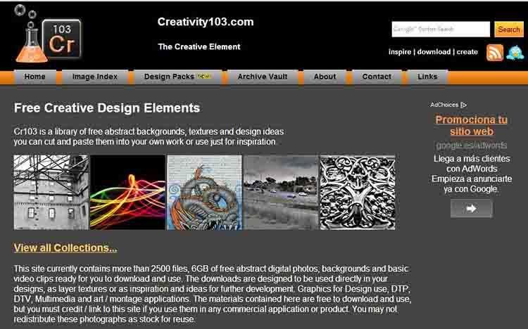 Fotografías abstractas gratis