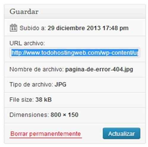 insertar imagen html