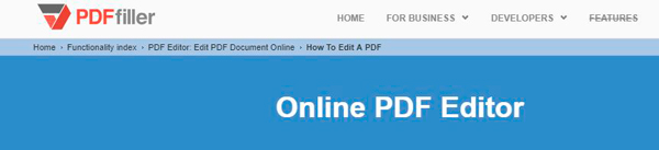 editar documentos pdf